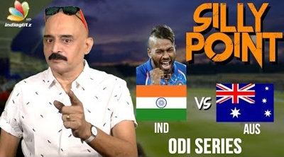Hardik Pandya should NEVER leave Indian team   Bosskey's Silly Point, Ind vs Aus ODI Highlights