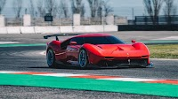 The only car in the world that is unmatched, manufactured for a special customer - the Ferrari P80 / C