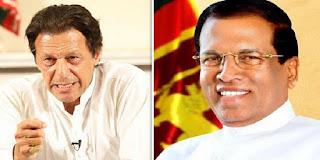இம்ரான் கான் தலைமையில் பாகிஸ்தான் அமைதிபெறும்...! மைத்திரி