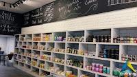 projeto arquitetura obra decoração interna loja produtos naturais orgânicos