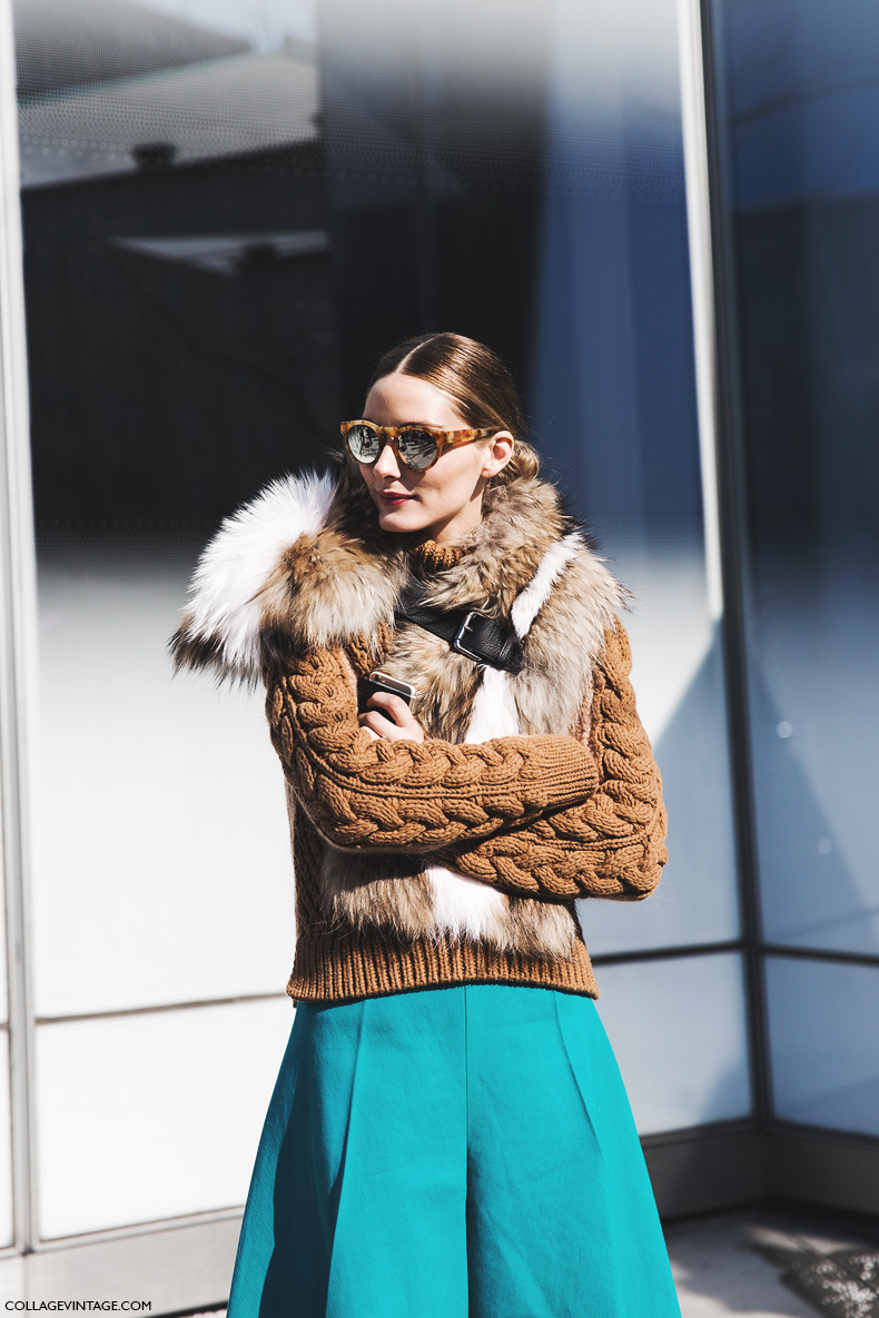 Faux Fur Scarves: The One It Girl Accessory You Need for Fall