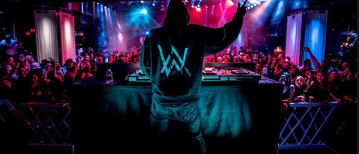 Alan Walker live photo
