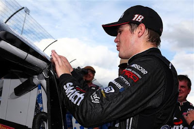 Gragson Takes First Career #NASCAR Camping World Truck Series Victory