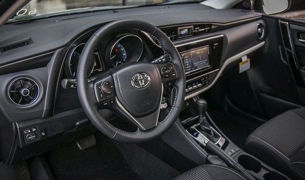 2019 Toyota Corolla iM Automatic Test