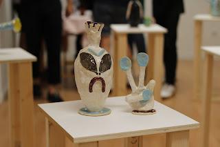 Malarko Hernandez Naive Ceramics Exhibiton