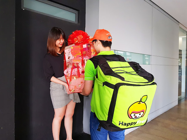 HappyFresh hamper delivery on the Chinese New Year starting 23 January 2019 till 12 February 2019