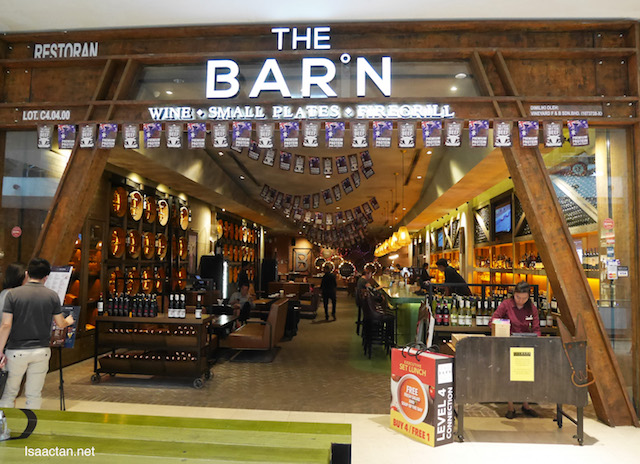 The Barn - El Gusto de Espana (Porky Creations Using The Finest Iberico From Spain)