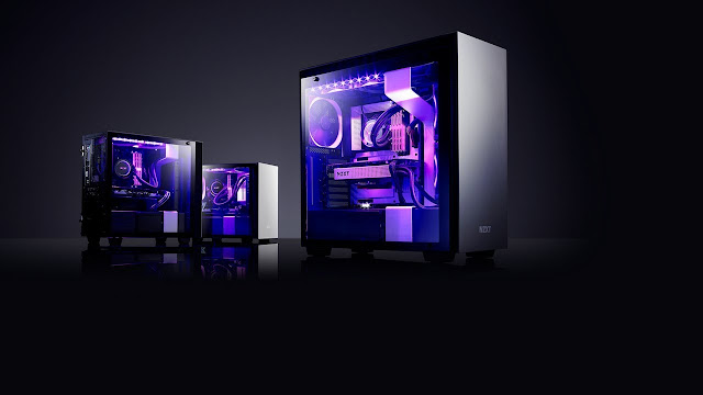 New H700i, H400i and H200i cases from NZXT