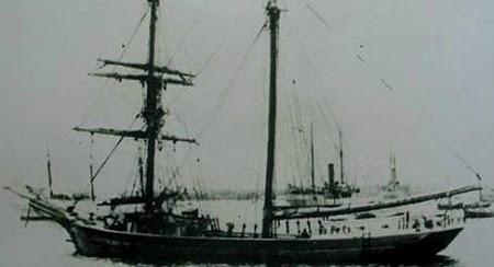 Con tàu ma Mary Celeste