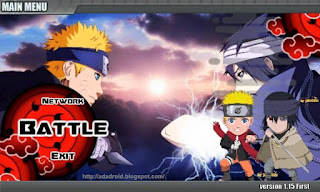 Download Naruto Senki OverCrazy v1 by Riicky Apk Android
