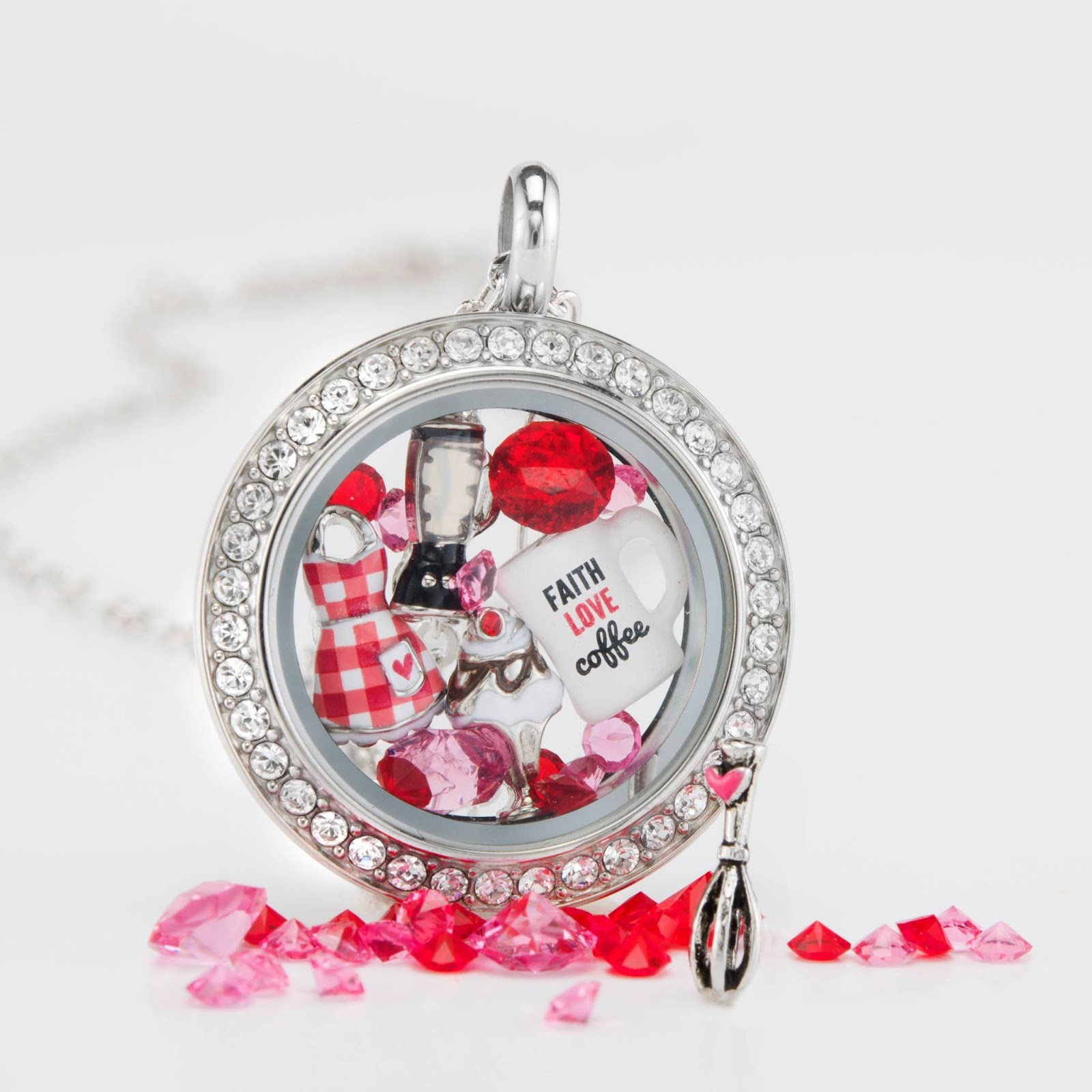 Spring into brighter days with origami owl mama loves little these lockets serve as a way to tell your own unique story through fun charms lockets can be worn on necklaces bracelets and even rings jeuxipadfo Gallery