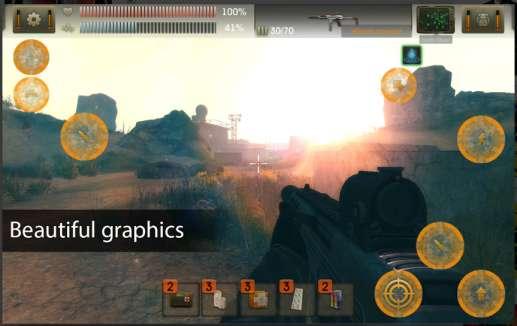Game Offline Petualangan Perang The Sun: Origin v1.5.4 MOD APK
