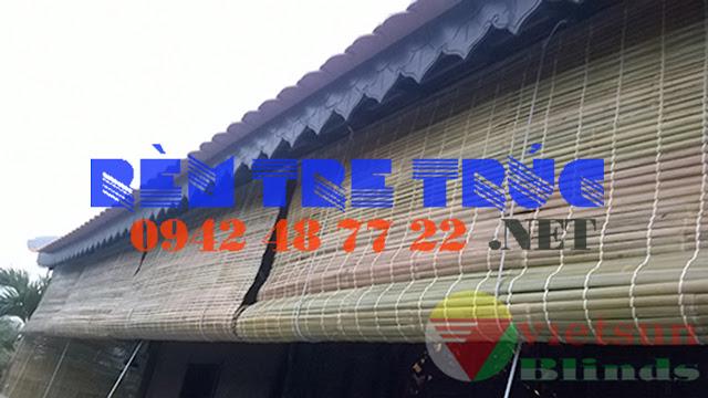 màn sáo tre trúc chống nắng giá tốt tại TP. Hồ Chí Minh