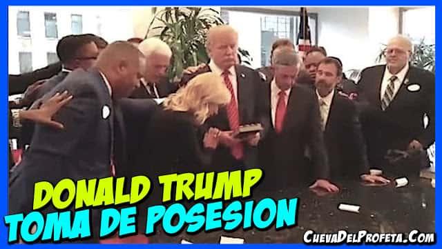 Cinco Pastores y un Rabino en Toma de Posesión Donald Trump