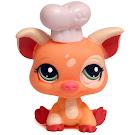 Littlest Pet Shop 3-pack Scenery Pig (#1595) Pet