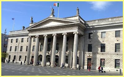Oficina Central de Correos en Dublín