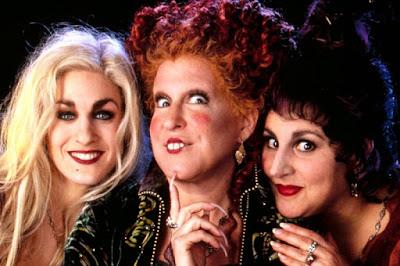 Abracadabra filme para o dia das bruxas