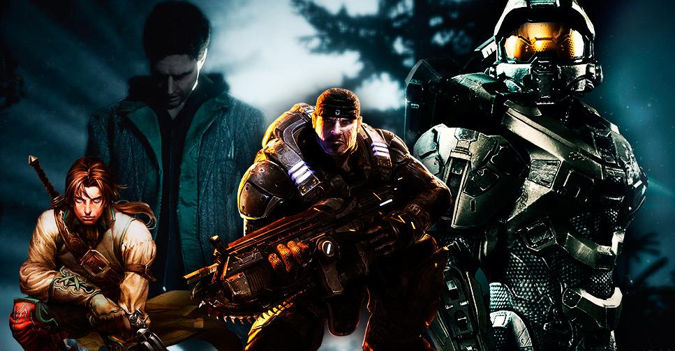 Top 10 Jogos Exclusivos E Obrigatrios Do Xbox 360 Xbox