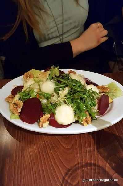 Salat L´Osteria Karlsruhe