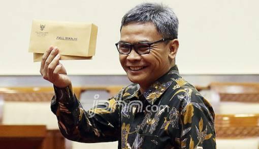 Jadi Caleg PDIP, Johan Budi Satu Dapil dengan Ibas