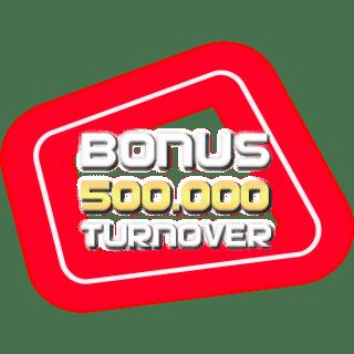 Pokerseksi Seksipoker promo bonus turnover 500.000
