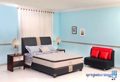 Springbed Guhdo Sapphire dream venetian style
