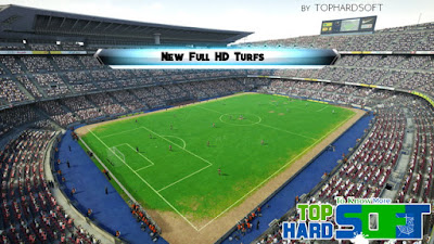Pes 2013 New Full HD Turfs Version 3 By TopHardSoft