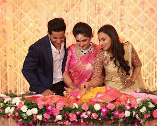 Rahul Actress Sridevi Vijaykumar Baby Rupikaa Naming Ceremony Pictures  0004.jpg