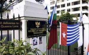Pengibaran Bendera Papua di KJRI Melbourne Tidak Boleh Dibiarkan