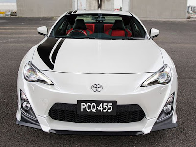 Toyota GT86 HD Photo