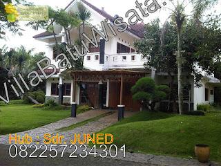 Villa Kolam Renang 4 Kamar Tidur Dekat Museum Angkut | Villa Kusuma Estate | Villa Batu Wisata