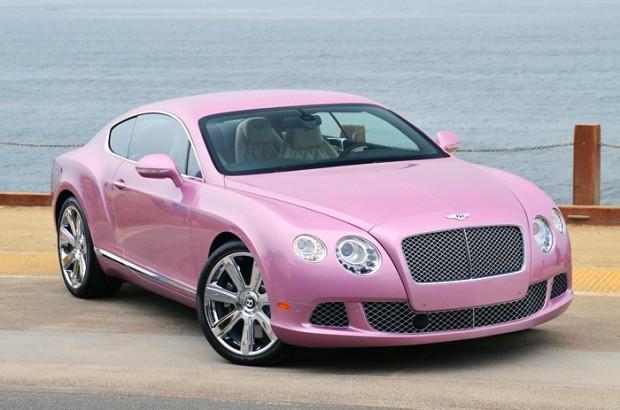 99 WOW: Exotic Pinky Carsسيارات فاخرة وردية الألوان