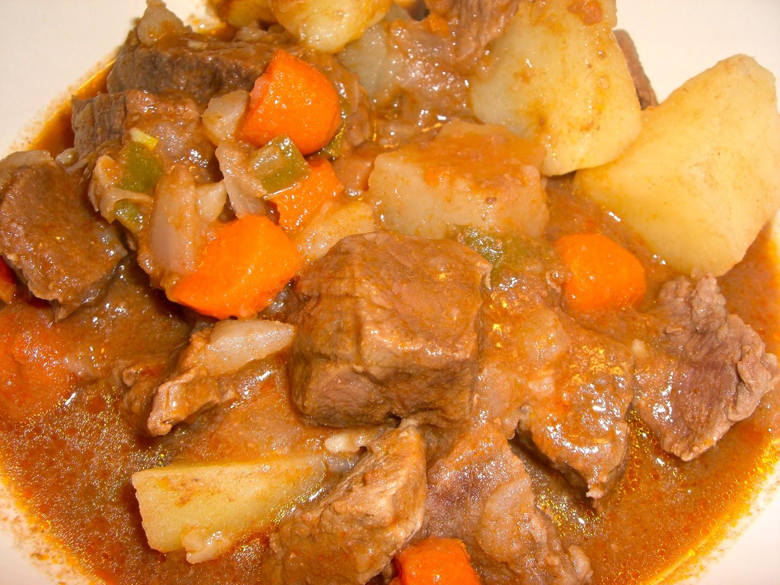 Carne Con Papas Meat Potatos Mmmmcuba