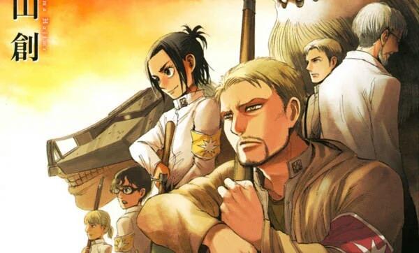 Kodansha Streams Attack on Titan Manga 23rd Volume Video Teaser.