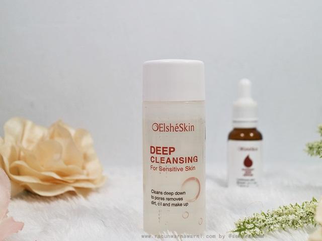 Review Facial Wash Elsheskin