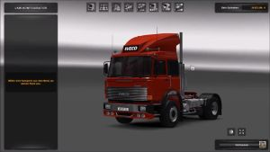 Special Iveco 198-38 Truck
