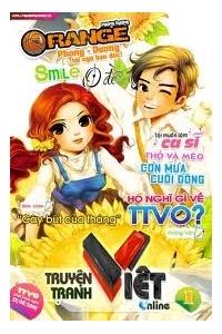 Tạp chí Truyện Tranh Việt Online