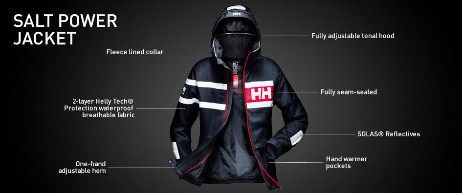 3b2bb7ba Skal du kjøpe en ny jakke, da anbefaler vi denne: Salt Power Jacket. En  tøff, sporty og elegant jakke, som er tilgjengelig i forskjellige farger.