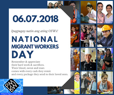 June 7 is National Migrant Workers Day