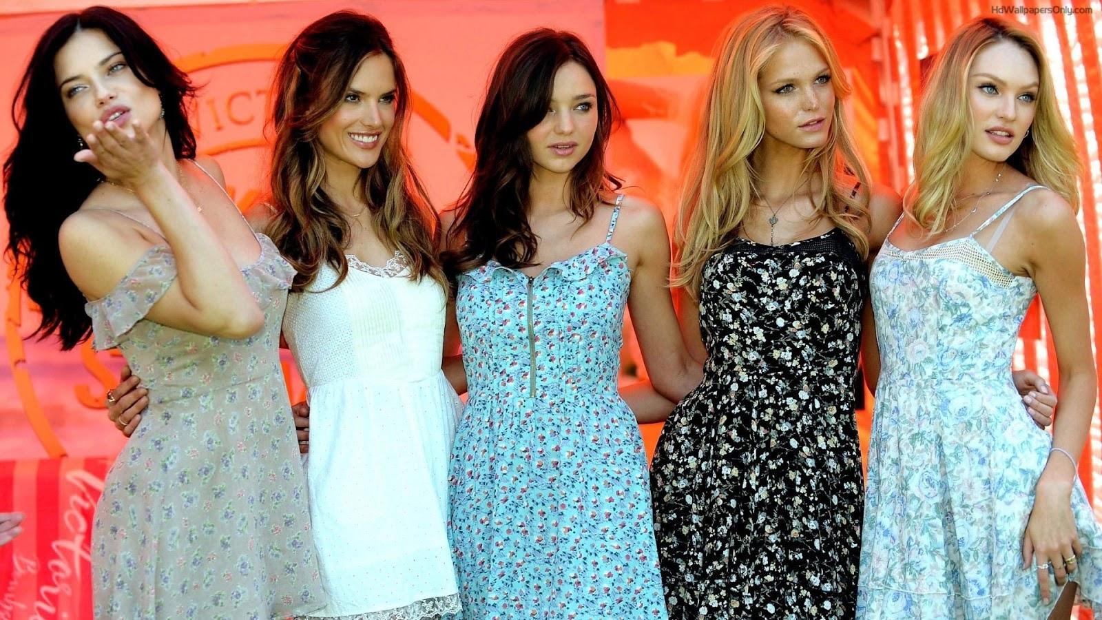Top 10 victoria's secret angels/models