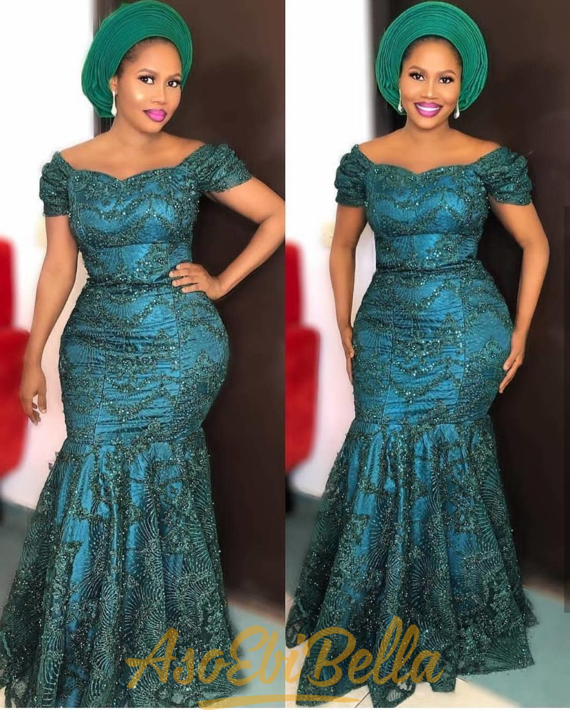 53 Edition of EsB TV #ebfablook - Shop From These New Aso ebi Lace style & African Print Trend