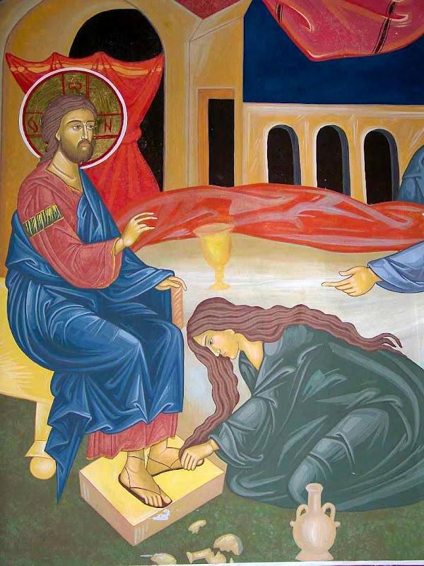 Săptămâna Patimilor - Sfânta şi Marea Miercuri