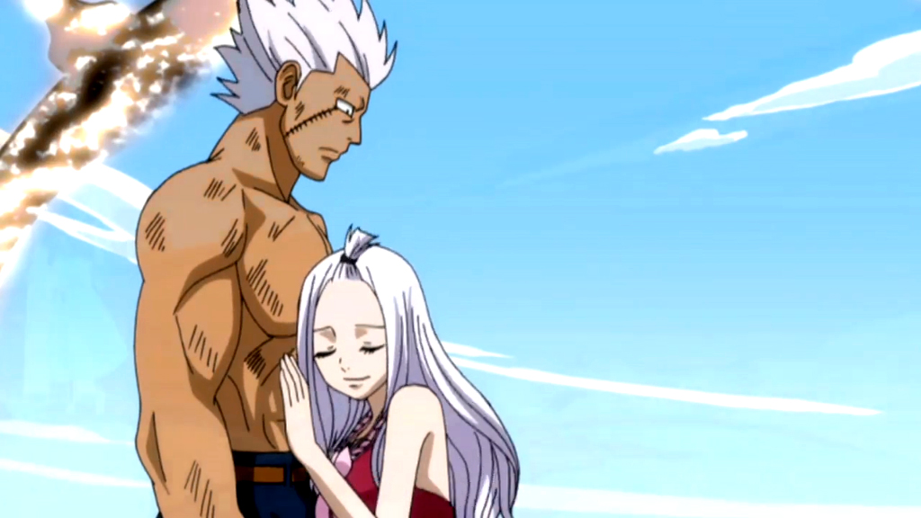Fairy Tail Girls Mirajane Elfman Mirajane is a beautiful person who often models for sorcerer magazine, but she shows that her insides match her outsides with inspirational quotes like this one: fairy tail girls blogger