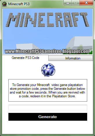 Minecraft Ps3 Game How To Download Minecraft Game Free On Ps3