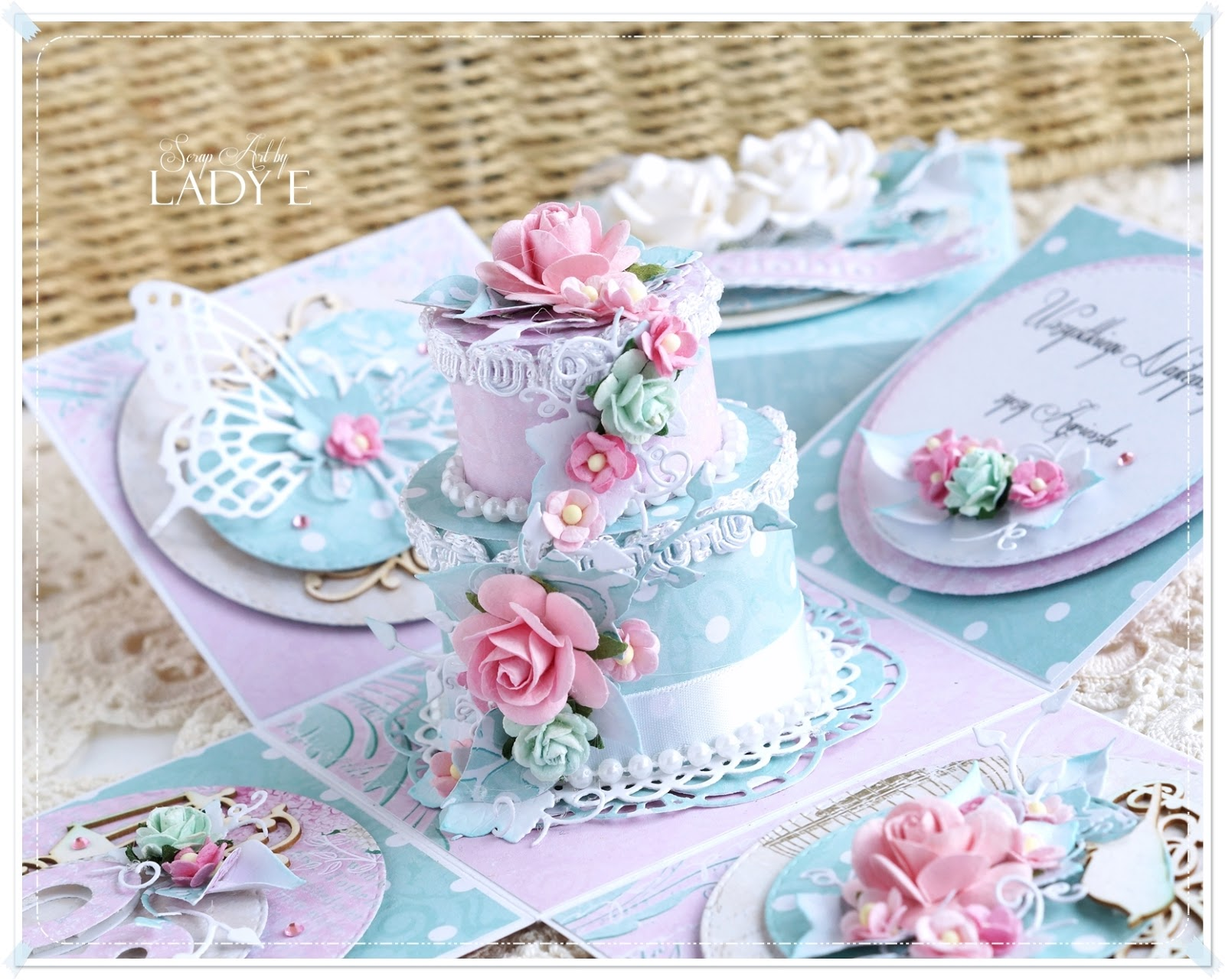 Wedding Cards And Cake Boxes