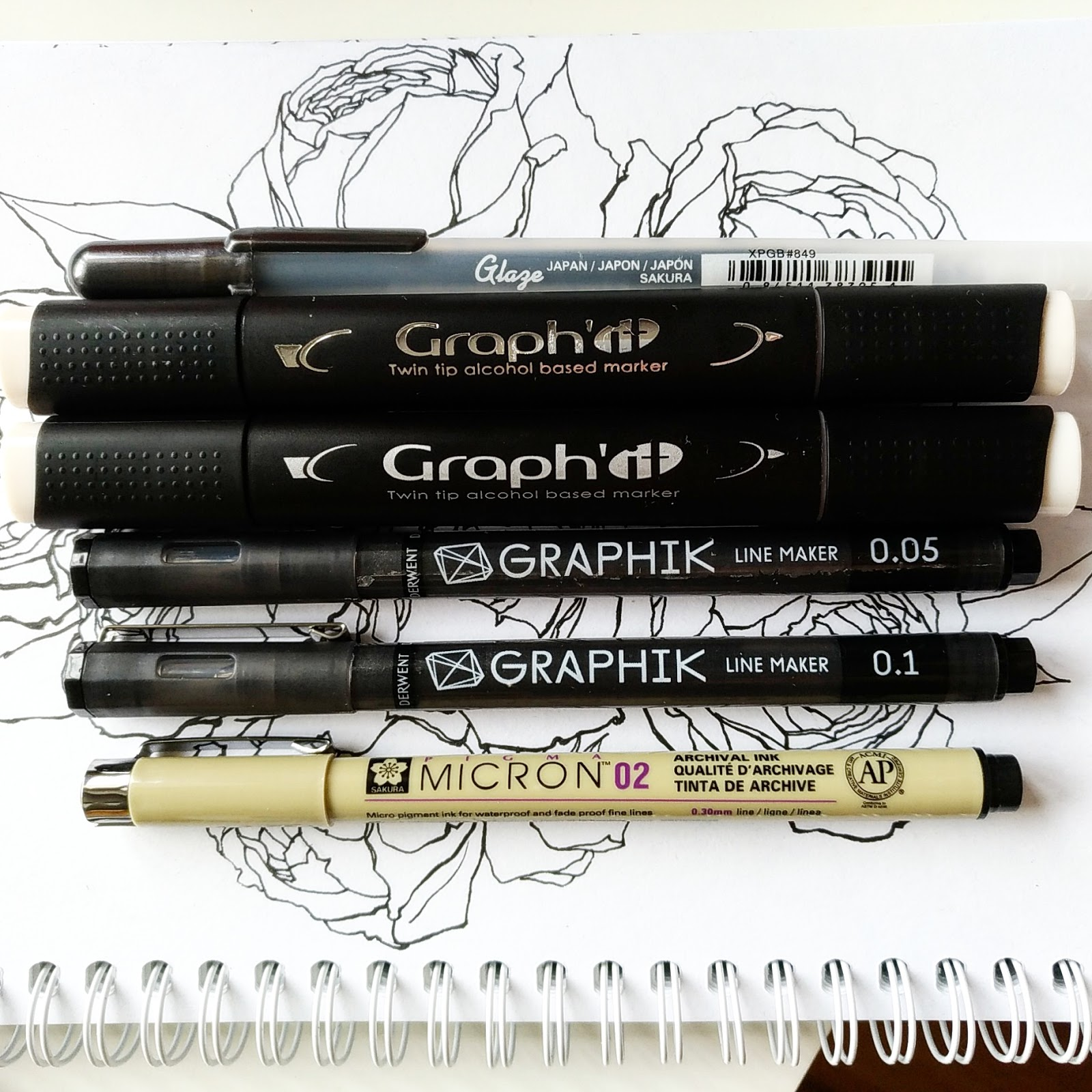 photo of Markers by Sonia Nezvetaeva