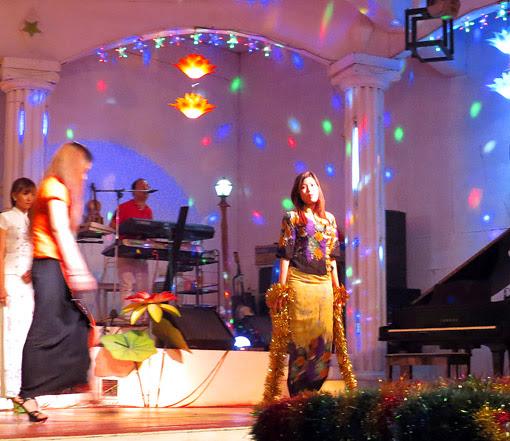 Tropical Yangon entertainment at Power Light
