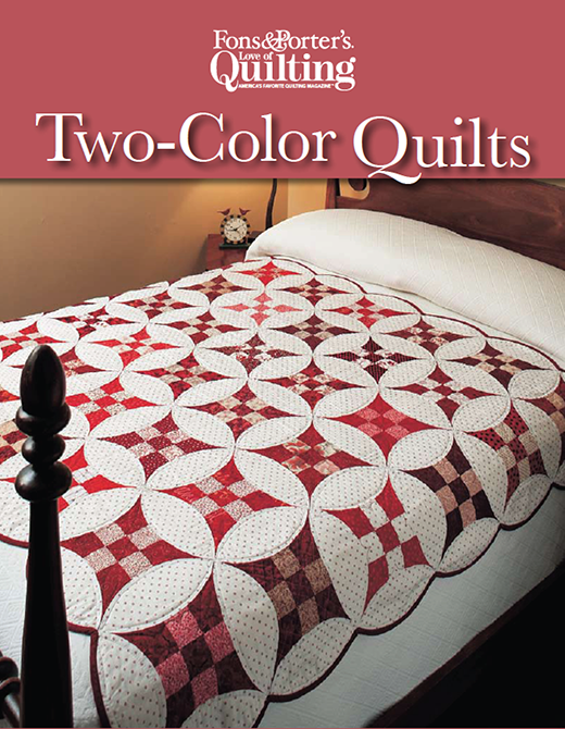 Free Two-Color Quilt Patterns eBook