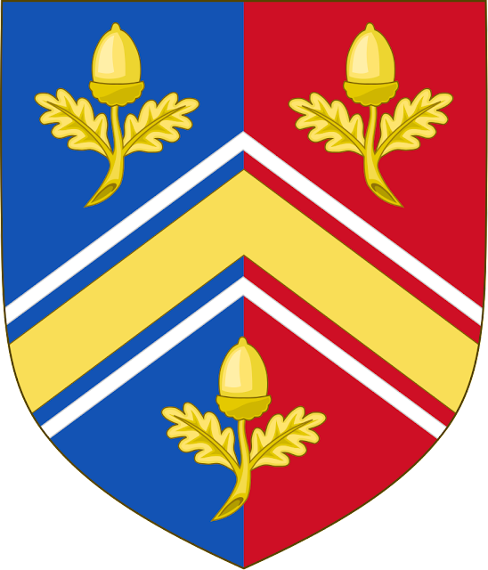 Znalezione obrazy dla zapytania The Middleton Coat of Arms