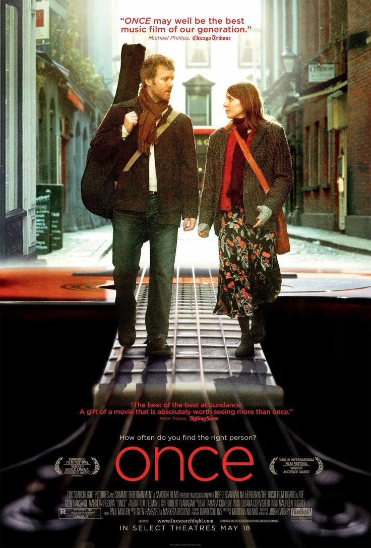 "Movie Review: ""Once"" (2007)"